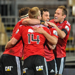 Super Rugby - Crusaders v Force, 30 May 2014