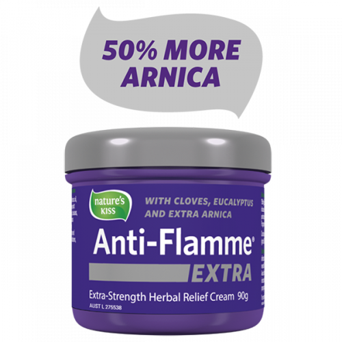 Anti-Flamme Extra Natural Muscle Pain Relief Cream